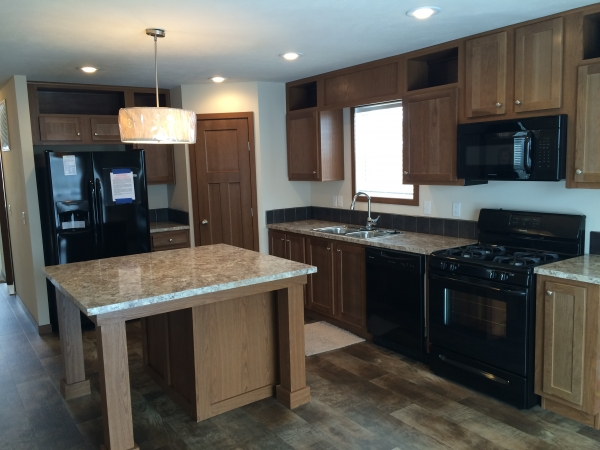 Manufactured Home Builder Cadillac MI