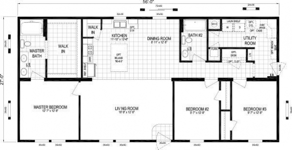 Schult Heritage Jackson Floor Plans Little Valley Homes