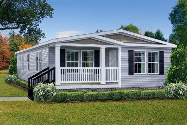 Michigan Home Building Information Little Valley Homes Garfield Exterior Modular Vs Manufactured